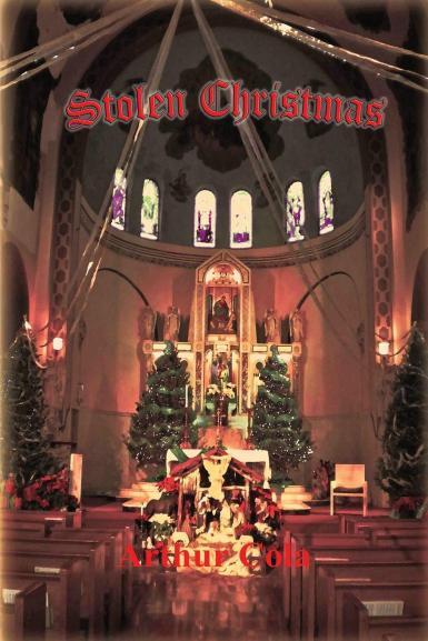 stolen christmas cover
