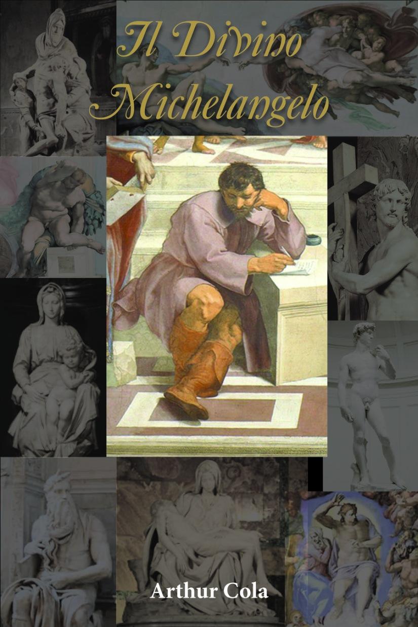 Il Divino Michelangelo Front Cover 2019